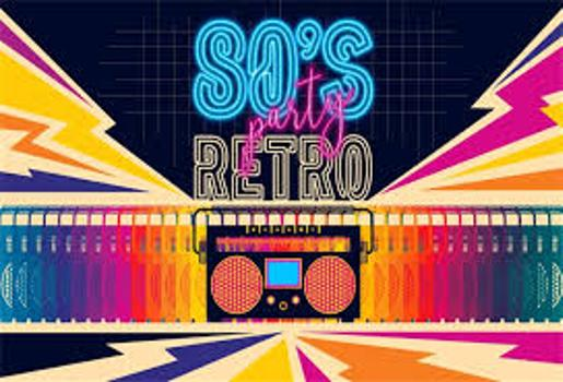 SSMCA's Totally rad 80's Christmas Party